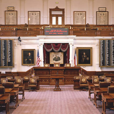 Texas House Speakers Oral History Project