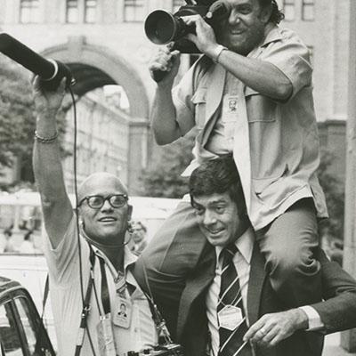 Dan Rather: American Journalist