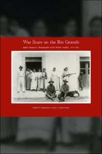 Cover image for War Scare on the Rio Grande