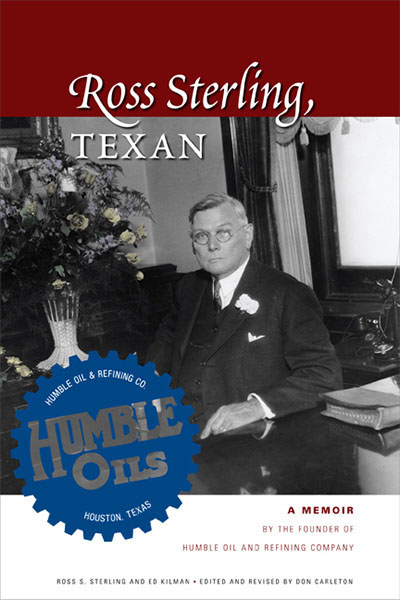 Cover image for Ross Sterling, Texan