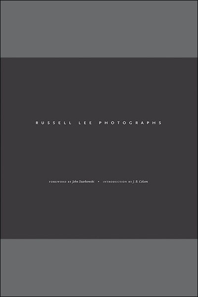 Cover image for Russell Lee Photographs