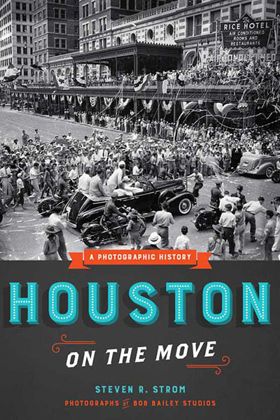 Cover image for Houston on the Move