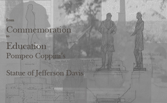 From Commemoration to Education: Pompeo Coppini's Statue of Jefferson Davis