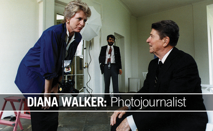 Diana Walker: Photojournalist