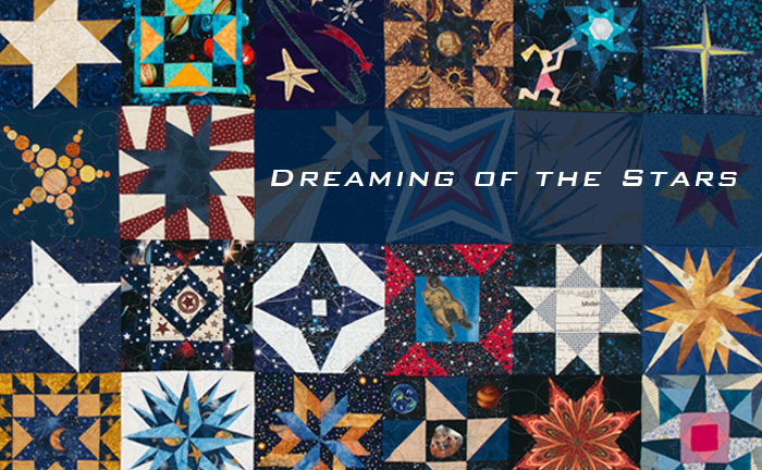 Dreaming of the Stars: The Briscoe Center's Astronomical Quilts! Block Challenge Collection