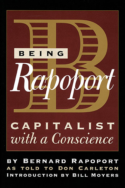 Cover image for Being Rapoport