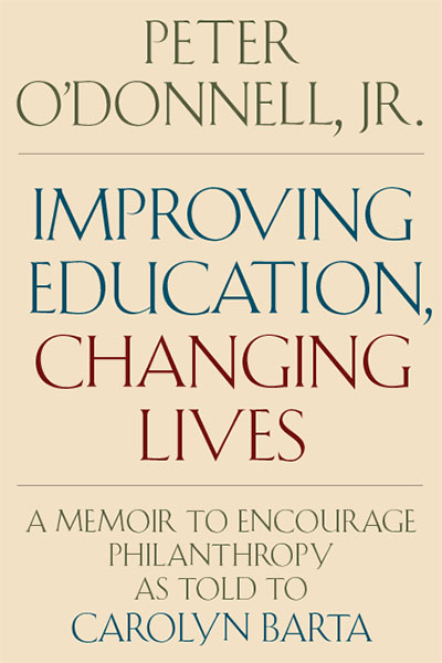 Cover image for Improving Education, Changing Lives