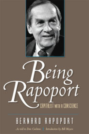 Being Rapoport: Capitalist with a Conscience
