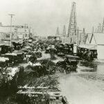 Main street, Desdemona, Texas, circa 1918. Oral History of the Texas Oil Industry Records, e_enr_078