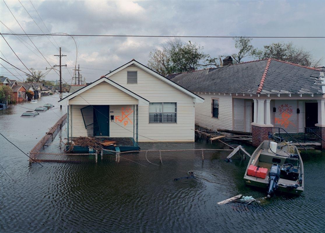 After the Flood, New Orleans, LA, 2005