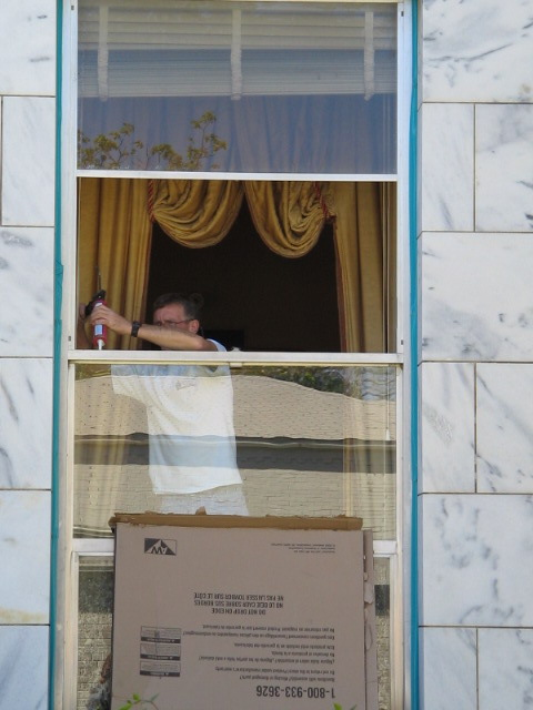 Sealing windows