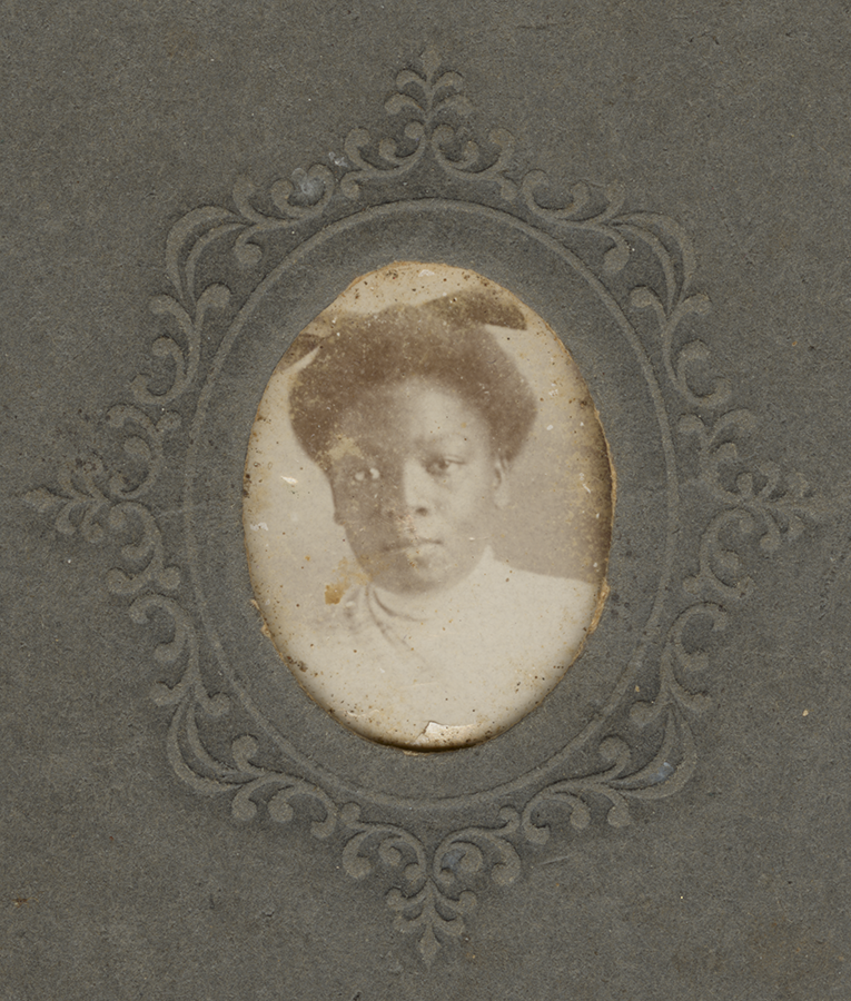 Photo of Lucia Rhone. Rhone Family Papers. di_10754